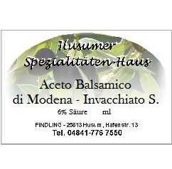 Aceto Balsamico invacchiato S. 8 Jahrekl
