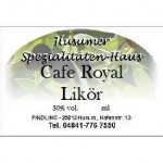 Cafe Royal Likör