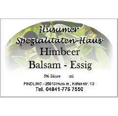 Himberr Bals. Essig