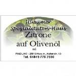 Zitrone auf Olivenö kl
