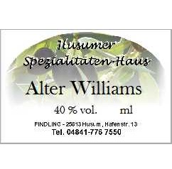 Alter Williams kl