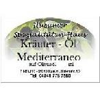Kräuter Öl meditteraneo