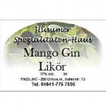mango Gin Likörkl