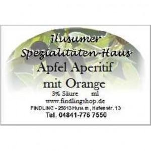 Apfel Aperitif m. Orange10x10