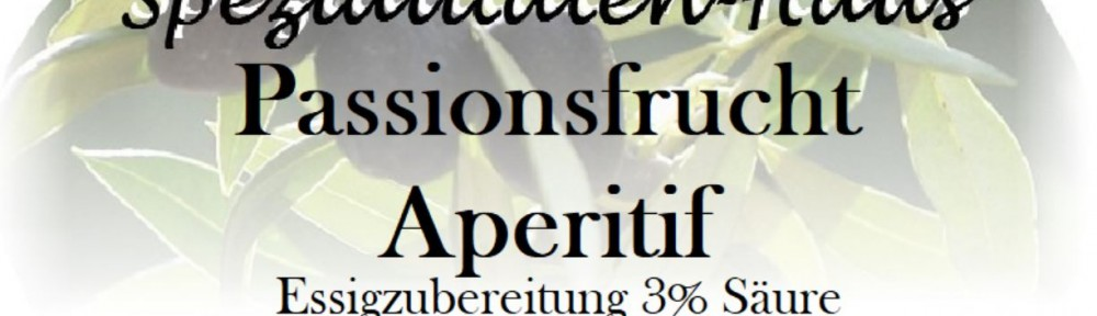 Passions Frucht Aperitif